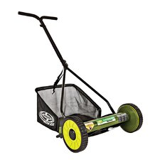"16"" Manual Reel Mower with Catcher"
