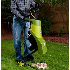 14 Amp Electric Wood Chipper and Shredder