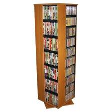 VHZ Entertainment 1160 CD Multimedia Revolving Tower