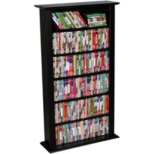 VHZ Entertainment Regular Single Multimedia Storage Rack