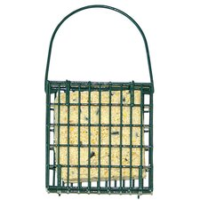 Single Suet Cage Feeder