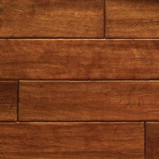 "<strong>Ark Floors</strong> French 4-3/4"" Solid Maple Flooring in Brown Sugar"