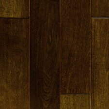 "<strong>Ark Floors</strong> French 4-3/4"" Engineered Maple Flooring in Kahlua"