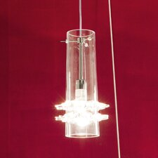 <strong>Studio Italia Design</strong> Lace Blown Glass Pendant