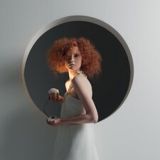 <strong>Studio Italia Design</strong> Eye Adjustable LED Sconce