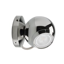 Eye Adjustable LED Sconce with On-Off Switch
