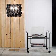 At Floor Lamp with Diffusers