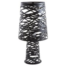 Tornado Outdoor Laser Cut Large Floor Lamp