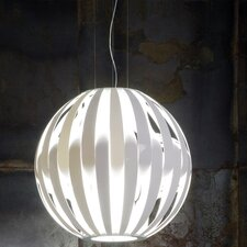 <strong>Studio Italia Design</strong> Ufo 4 Light Large Globe Pendant with Custom Acrylic Diffusers