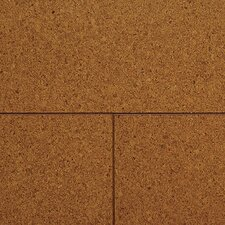 "<strong>WE Cork</strong> Timeless 7-1/2"" Engineered Cork Oak Flooring in Romance Earth"