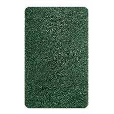 Solid Mt. St. Helens Emerald Green Kids Rug