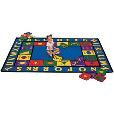 <strong>Carpets for Kids</strong> Bilingual Spanish Kids Rug