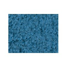 <strong>Carpets for Kids</strong> Solid Mt. St. Helens Marine Blue Kids Rug