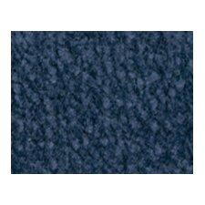 Solid Mt. Shasta Ocean Blue Kids Rug