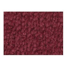 <strong>Carpets for Kids</strong> Solid Mt. Shasta Raspberry Jam Kids Rug