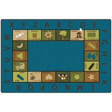 Bilingual Circletime Kids Rug
