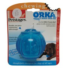<strong>PetStages</strong> Orka Tennis Ball Dog Toy