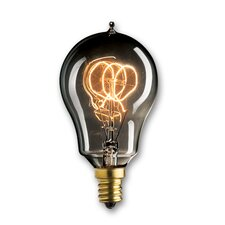 25W Smoke Incandescent Light Bulb