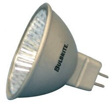 Bi-Pin 50W Silver 24-Volt Halogen Light Bulb