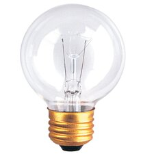 25W 120-Volt (2700K) Medium Incandescent Light Bulb