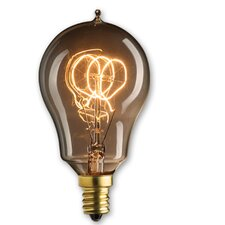Nostalgic Edison 25W Colored Incandescent Light Bulb