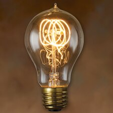 Nostalgic Edison Warm Glow Incandescent Light Bulb (Pack of 6)