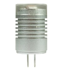 Bi-Pin 2W 12-Volt (3000K) LED Light Bulb