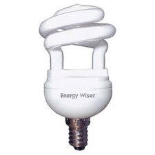 5W Compact Fluorescent Coil in Warm White