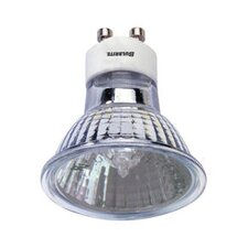 <strong>Bulbrite Industries</strong> 50W Clear MR16 Halogen Narrow Flood Bulb in Warm White