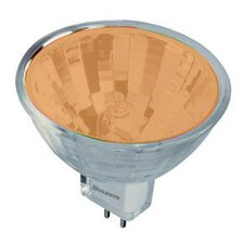 Bi-Pin Orange 12-Volt Halogen Light Bulb