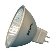 Bi-Pin 20W Silver 12-Volt Halogen Light Bulb (Set of 4)