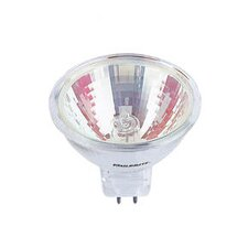 5W Bi-Pin Halogen MR11 Narrow Flood Bulb in Clear