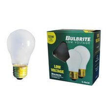 <strong>Bulbrite Industries</strong> A15 Incandescent Bulb
