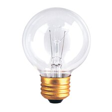 <strong>Bulbrite Industries</strong> G19 Medium Base Incandescent Bulb