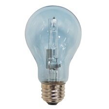 <strong>Bulbrite Industries</strong> A19 ECO Halogen True Daylight Bulb