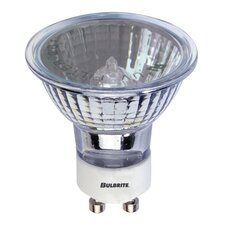 <strong>Bulbrite Industries</strong> MR16 Lensed GU10 Base Flood Halogen Bulb