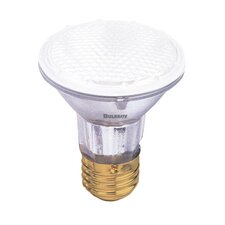 50W PAR20 Frosted Halogen Bulb in Frost