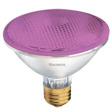 75W Pink 120-Volt Halogen Light Bulb