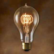 <strong>Bulbrite Industries</strong> A21 Incandescent Nostalgic Edison Bulb