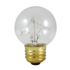 <strong>Bulbrite Industries</strong> 5W Starlight G16 Globe Bulb with Medium E26 Base in Warm White