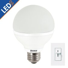8W G25 LED Medium Base Bulb