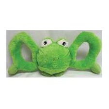 Tug-A-Mals Frog in Green