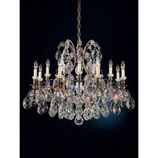 <strong>Schonbek</strong> Renaissance 12 Light Chandelier