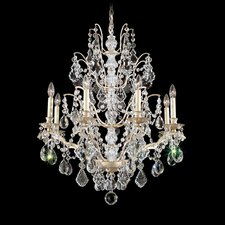 Bordeaux 8 Light Chandelier