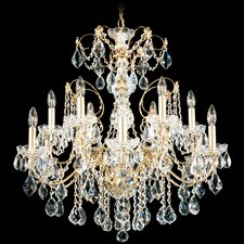 <strong>Schonbek</strong> Century 12 Light Chandelier