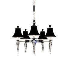 Diva 5 Light Chandelier