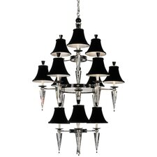 Diva 12 Light Chandelier