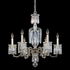 <strong>Schonbek</strong> Dorchester 6 Light Chandelier