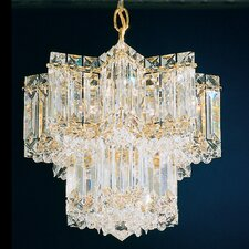 <strong>Schonbek</strong> Equinoxe 5 Light Chandelier