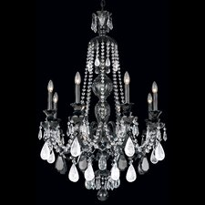 Hamilton 8 Light Chandelier